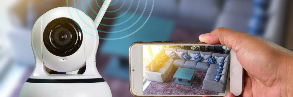 Beveiligingscamera met app: wat zijn de voordelen?
